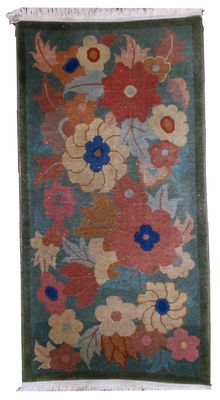 Antique Chinese Art Deco Rug 1920s For Sale At Pamono
