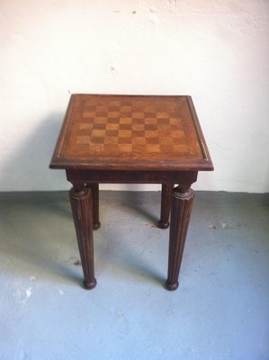 Mid Century Chess Table 1