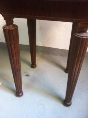Amazing Mid Century Chess Table Gmtry Best Dining Table And Chair Ideas Images Gmtryco