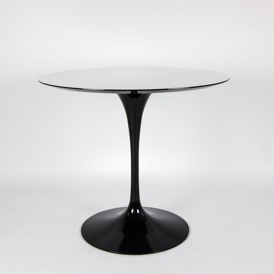Vintage Tulip Table By Eero Saarinen For Knoll For Sale At Pamono - Original saarinen tulip table