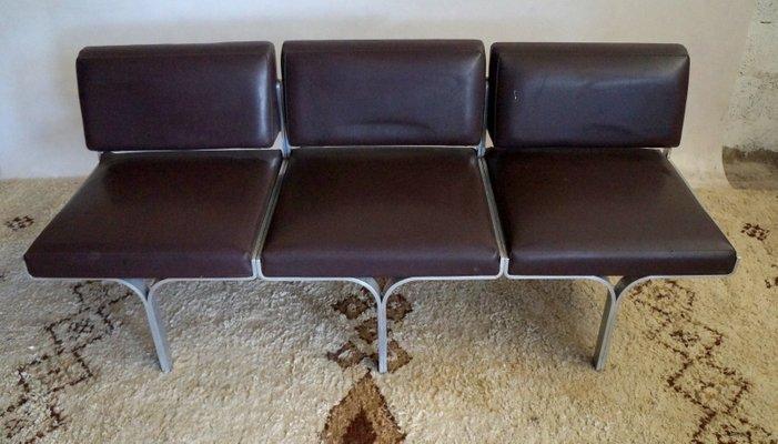 3 Sitzer Sofa Von John Behringer 1960er Bei Pamono Kaufen