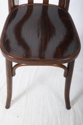 Antiker Stuhl Von Hoffmann Für Thonet1910er Josef 5RAj4L3