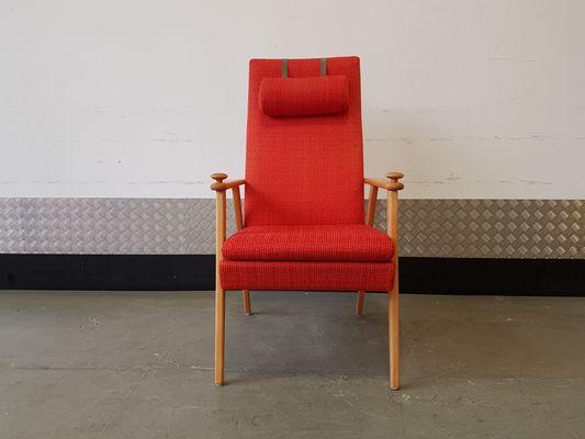 Sedie Schienale Alto Design : Sedia mid century con schienale alto di bröderna andersson anni