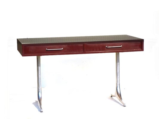Mid Century Desk By George Nelson For Herman Miller 2