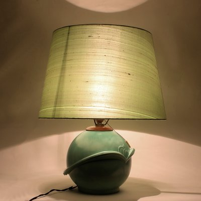 Ceramic Table Lamp 1930s