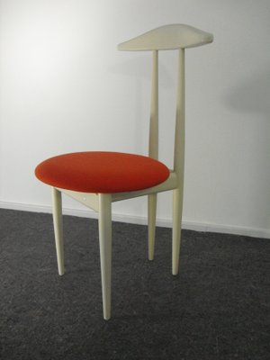 Incroyable Mid Century Butler Chair, 1950s 2