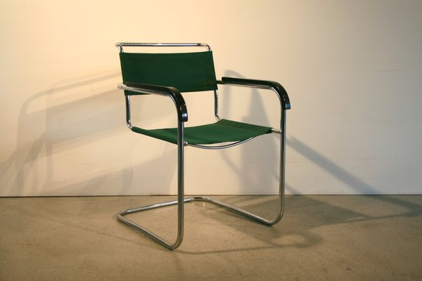 Model B34 Cantilever Chair By Marcel Breuer For Thonet, 1950s 1