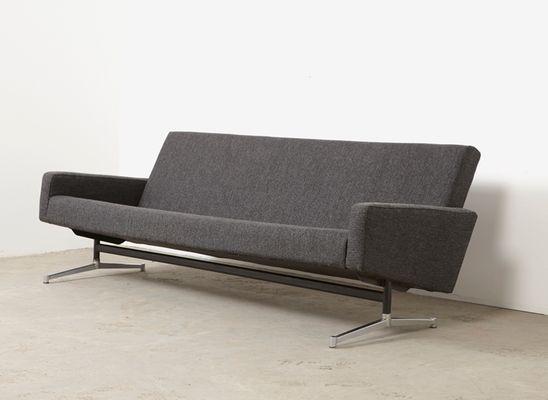 Merveilleux Vintage Dutch Sofa, 1960s 2