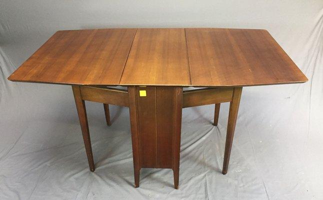 Gateleg Tisch Aus Walnuss 1970er Bei Pamono Kaufen