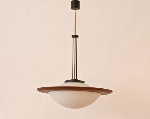 Lampada da soffitto vintage di stilux in vendita su pamono