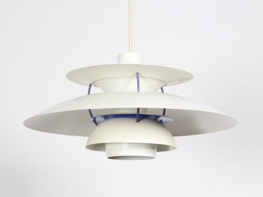 Mid century ph5 pendant lamp by poul henningsen for louis poulsen mid century ph5 pendant lamp by poul henningsen for louis poulsen 2 aloadofball Image collections