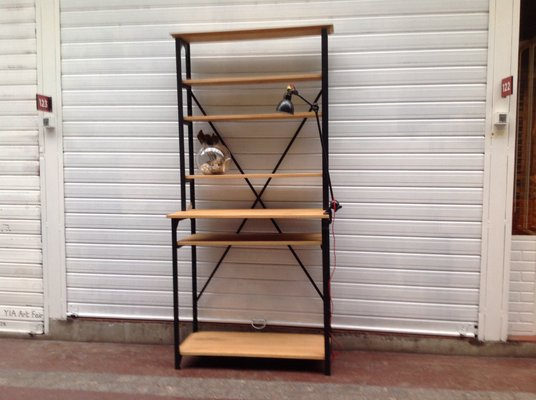 sports shoes fb050 8f17e Office Shelving Unit from Scherf, 1930