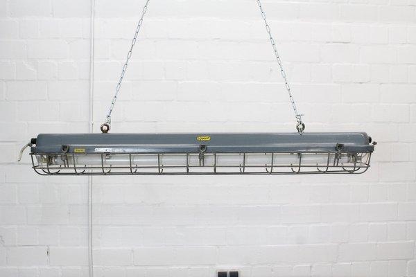 Lampada da loft vintage industriale al neon germania in vendita