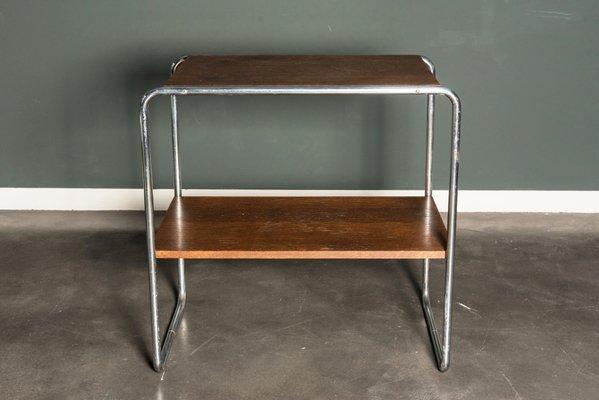 Vintage Bauhaus Style Console Table 1