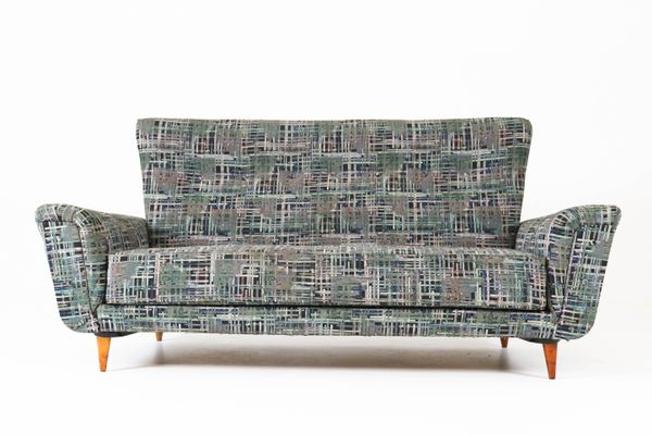 Mid Century Modern Sofa By Theo Ruth For Artifort 1950s For Sale At