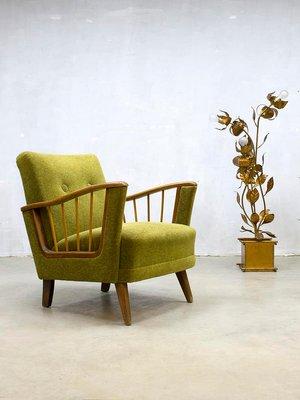 Art Deco Fauteuil.Fauteuil Art Deco Danemark