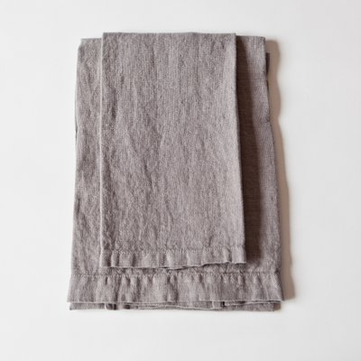 Linen Bath Towels By Once Milano Set Of 2 For Sale At Pamono