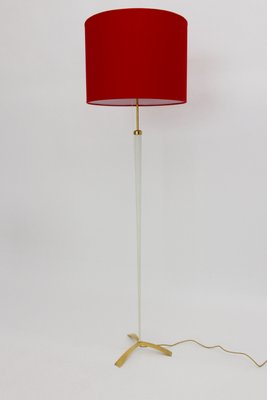 Mid Century Modern Floor Lamp By Jt Kalmar 1950s For Sale At Pamono