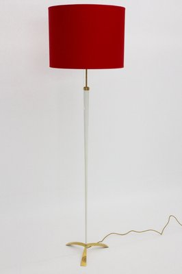 Mid century modern floor lamp by jt kalmar 1950s for sale at pamono mid century modern floor lamp by jt kalmar 1950s 1 aloadofball Gallery