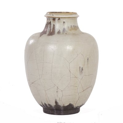 Handmade Ceramic Mobach Vase From Mobach 1930s For Sale At Pamono