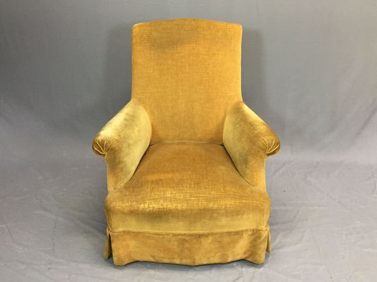 Antique Lounge Chair 1 - Antique Lounge Chair For Sale At Pamono
