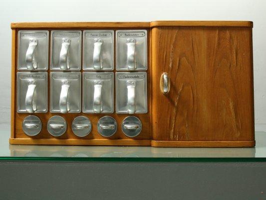 Mobile da cucina Frankfurter di Margarete Schütte-Lihotzky, anni \'50 ...
