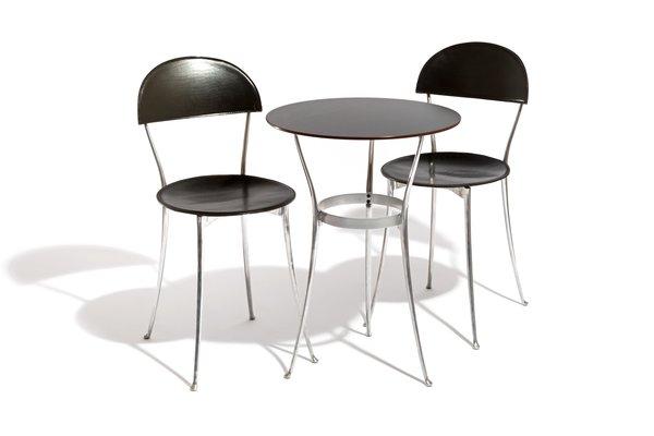 Tonietta Tisch Stuhl Set Von Enzo Mari Für Zanotta 1980er Bei
