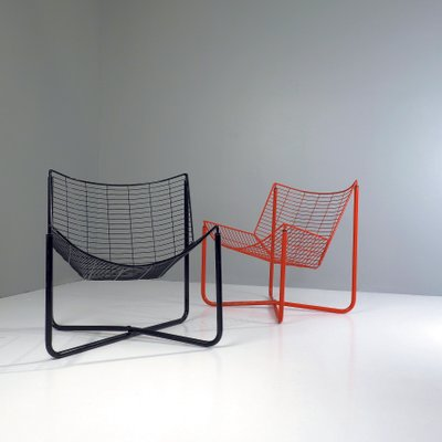 Jarpen Lounge Chairs By Niels Gammelgaard For Ikea 1980s Set Of 2 1