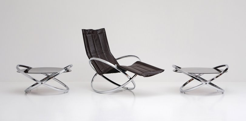Enjoyable Jet Star Lounge Chair By Roger Lecal 1970S Beatyapartments Chair Design Images Beatyapartmentscom