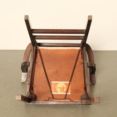 Strange Mid Century American Folding Chair From Leg O Matic 1950S Inzonedesignstudio Interior Chair Design Inzonedesignstudiocom