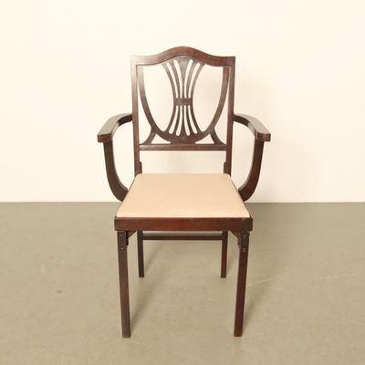 Fantastic Mid Century American Folding Chair From Leg O Matic 1950S Inzonedesignstudio Interior Chair Design Inzonedesignstudiocom