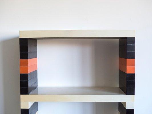 Libreria Moderna Urbino.Libreria Brick System Di De Pas D Urbino E Lomazzi Per Longato Anni 70