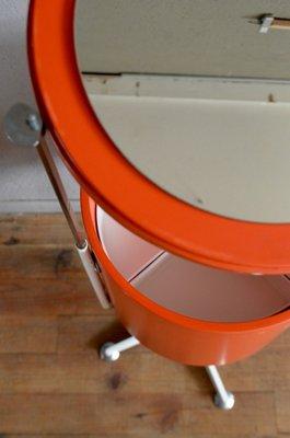 E Age Orange Dressing Table 7