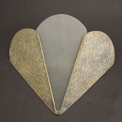 French Art Deco Wall Lights From Nancy Delatte 1930s Set Of 2 1