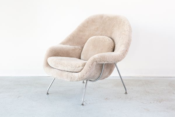womb chair by eero saarinen for knoll international 1960s for sale