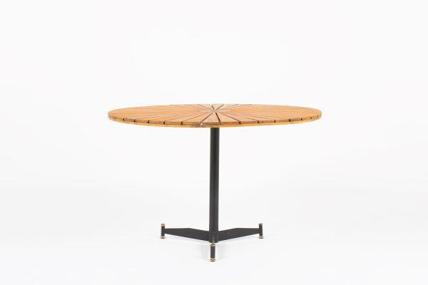 Vintage Pedestal Table 1