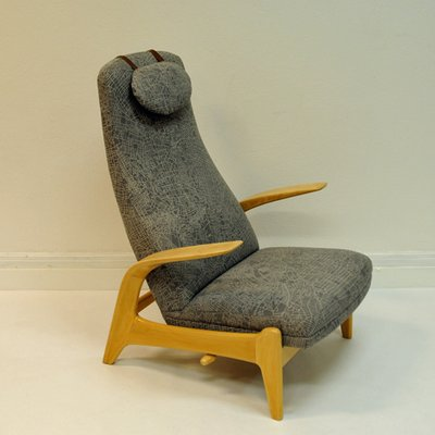 Peachy Norwegian Rock N Rest Lounge Chair By Rolf Rastad Adolf Relling For Dux 1960S Download Free Architecture Designs Philgrimeyleaguecom