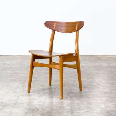 CH 30 Dining Chairs By Hans Wegner For Carl Hansen U0026 Son, 1950s, Set
