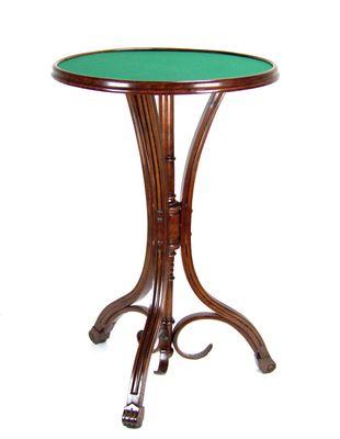 Table No.7 By Michael Thonet For J U0026 J Kohn, ...