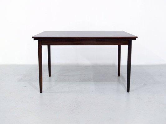 Extendable Danish Rosewood Dining Table From Randers Mbelfabrik 1960s 1