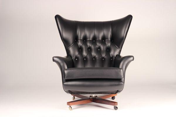 Mid Century Modern Model 62 Lounge Chair U0026 Ottoman From G Plan 1