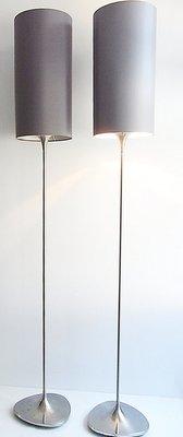 Floor Lamps from Ikea, 1980s, Set of 2