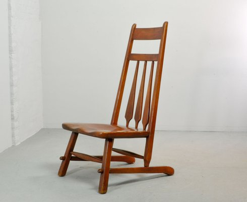 Vermont Maple Side Chair By Herman De Vries For Cushman, 1930s 2