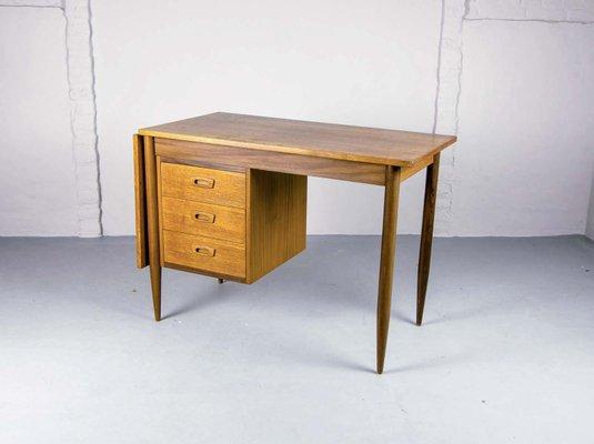 Ausziehbarer Schreibtisch Von Arne Vodder Für Asko 1960er Bei