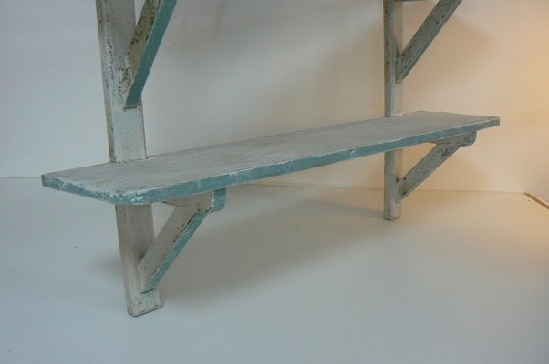 Bauhaus Wall Mounted Shelf For At