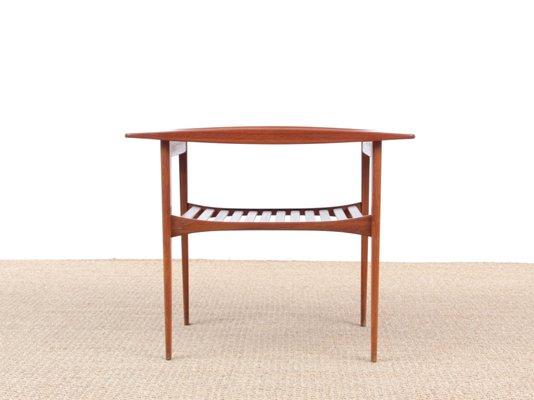 Side Table Teak.Model Fd510 Teak Side Table By Tove Edvard Kindt Larsen For France Son 1956