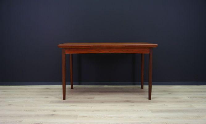 Vintage Teak Table 1