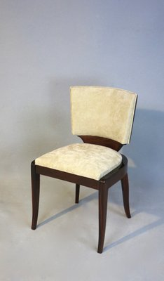 Art Deco Chairs 1930s Set Of 6 1