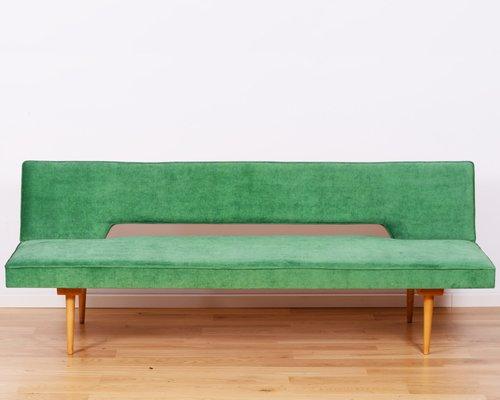 Delicieux Mid Century Sofa U0026 Daybed By Miroslav Navrátil For Interier Praha, 1960s 1