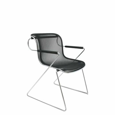 Penelope Chair By Charles Pollock For Castelli, 1980s 1